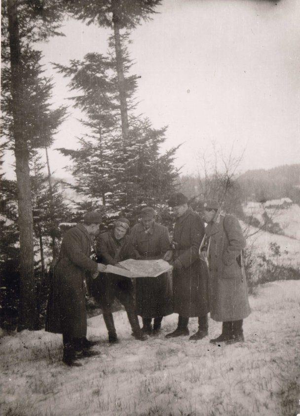 """История с грифом """"Секретно"""": Рождественский бой УПА. Бирча, 7 января 1946"""