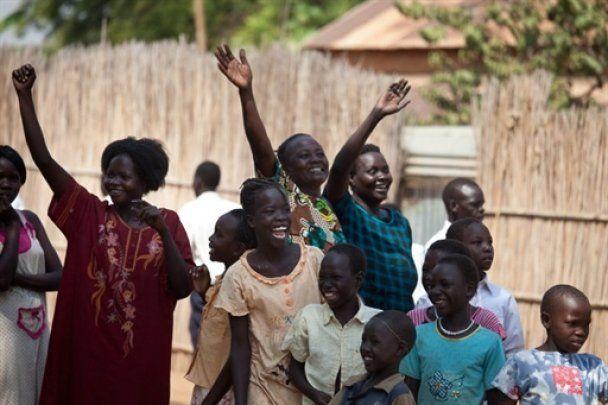 Суданские христиане и мусульмане делят страну на два государства