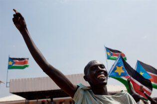 На карте мира появилось новое государство - Южный Судан