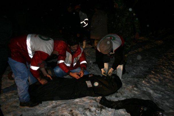 В аварии самолета в Иране погибли более 70 человек