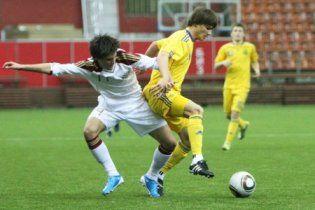 Україна перемогла Росію на футбольному турнірі в Пітері