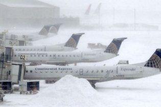 Снежный циклон накрыл юг США: отменены 2 тысячи авиарейсов