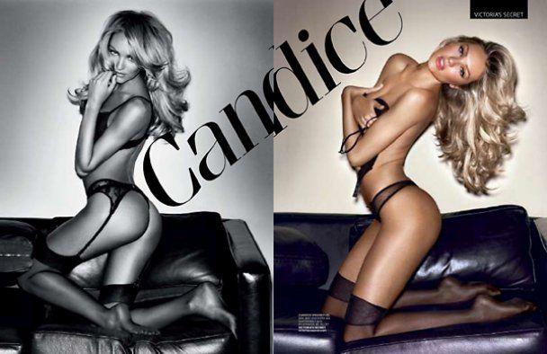 Спокусливі ангели Victoria's Secret знялись для GQ UK