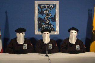 Баскские террористы в Испании сложили оружие