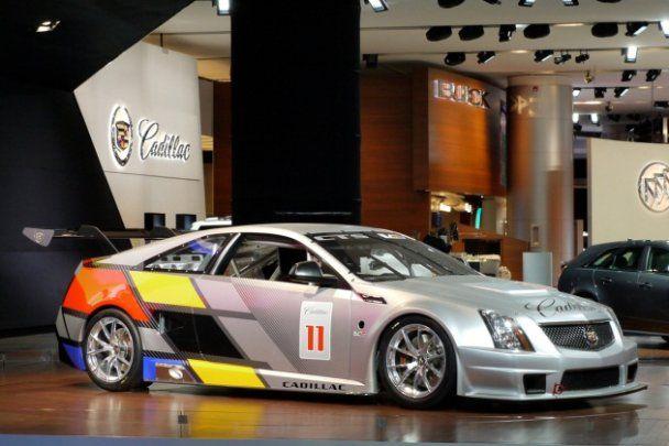 Автошоу в Детройті: перші прем'єри 2011 року