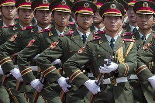 Китай запевнив, що новітня зброя потрібна йому тільки для оборони