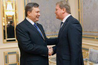 ЄС пригрозив заморозити відносини з Україною