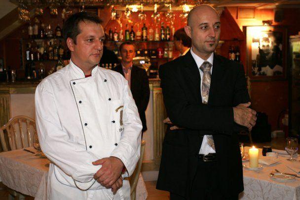 Пампушки, фаршированные фуа-гра, или что такое высокая украинская кухня