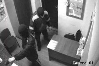 В Крыму ветераны Ирака пытались ограбить банк с игрушечными пистолетами