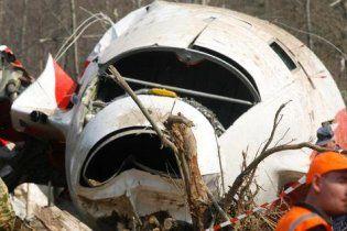 Росія: у катастрофі під Смоленськом винен екіпаж Ту-154