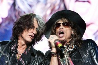 Aerosmith начнут записывать новый диск в конце января