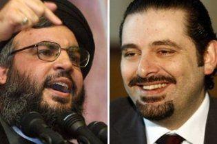 """Ливанское правительство ушло в отставку вслед за выходом из него """"Хизбаллы"""""""