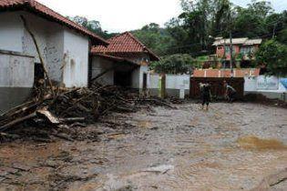 Из-за наводнений в Бразилии погибли более 200 человек