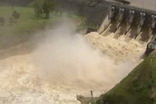 В затопленном Квинсленде упал уровень воды