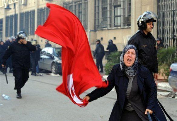 Заворушення в Тунісі_2