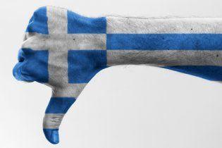 Греції відмовили в терміновому транші від ЄС і МВФ