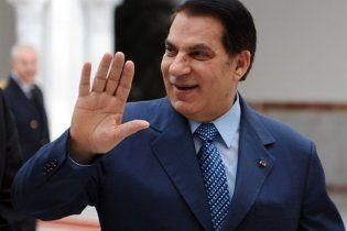 Євросоюз залишив поваленого президента Тунісу без грошей