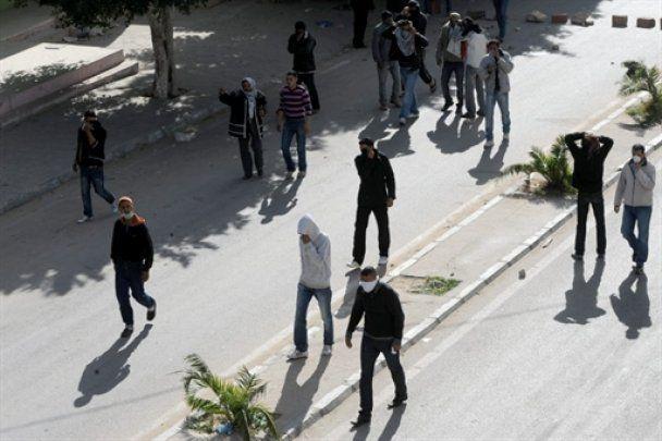 У революційному Тунісі застрягли півтисячі українців