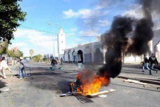 Чоловік підпалив себе перед парламентом Єгипту