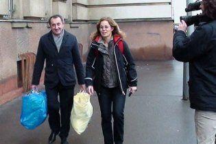 Азаров уволил сестру Данилишина