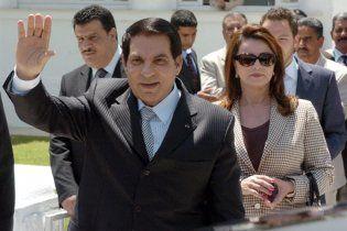 Саудівська Аравія надала екс-президенту Тунісу колишній королівський палац
