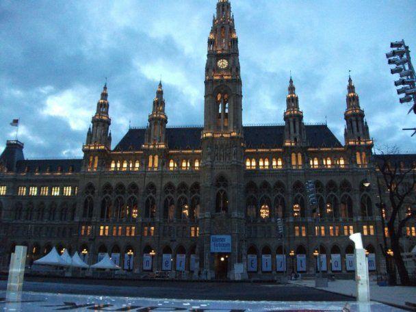 У Відні відкриється найбільша ковзанка Європи