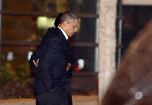 Барак Обама накормил жену восточной кухней в ее день рождения