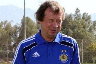 """Сьомін пояснив, чому """"Динамо"""" вилетіло з Ліги Європи"""
