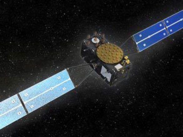 Модель супутника Galileo