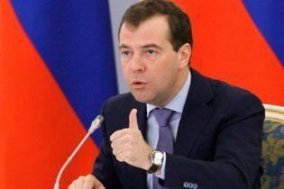 """Мєдвєдєв спростував розкриття теракту у """"Домодєдово"""""""