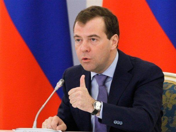 """Мєдвєдєв назвав перших винуватців теракту в """"Домодєдово"""""""
