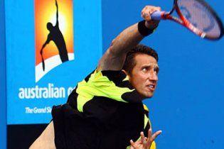 Стаховский вышел в 1/16 финала Australian Open