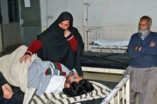 13-летний террорист-смертник взорвал полсотни людей в Пакистане
