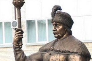 В Калуше хотят установить запрещенный в Полтаве памятник Мазепе