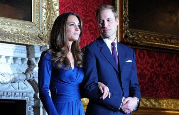 Принц Вільям та Кейт Міддлтон_3