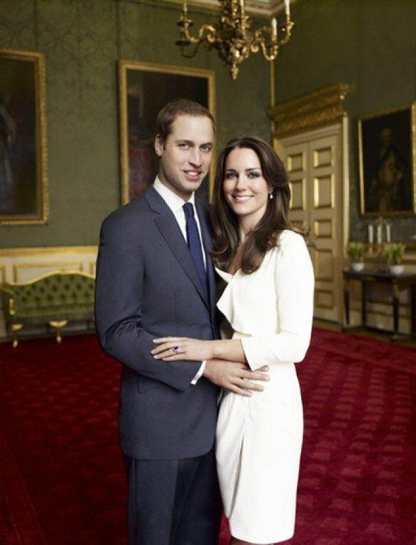 Весільні сукні для Кейт Міддлтон пошиє кутюр'є принцеси Діани