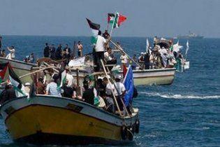 """Израиль заявил, что захват """"Флотилии свободы"""" не нарушил международного права"""