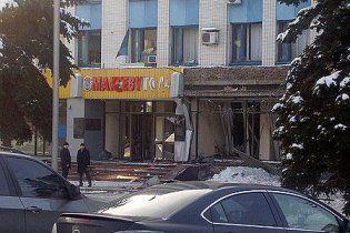Вибухи у Макіївці: біля місця події знайшли лист з погрозами