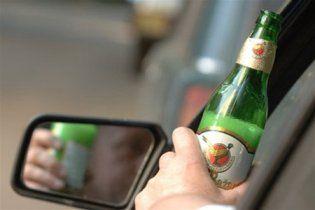 В Киеве вместо пьяного водителя маршрутки за руль сел гаишник