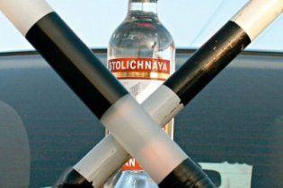 МВД хочет отбирать права у пьяных водителей
