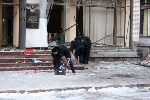 Міліція оприлюднила фоторобот макіївських терористів