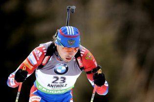 Биатлон. Украинцы провалили спринт в Италии