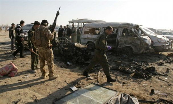 Через теракт в Іраку загинули майже півсотні людей