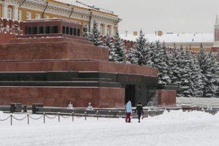 В России решили похоронить останки Ленина