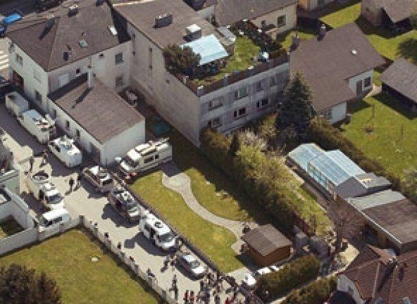 Дом австрийского маньяка Фритцля, где он 24 года насиловал дочь, снесут
