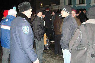 Учасникам мітингу на підтримку влади заплатили по 120 гривень