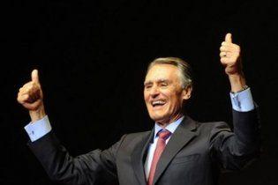 В Португалії вибрали президента у першому турі виборів