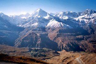 В Таджикистане произошло землетрясение магнитудой 6,1