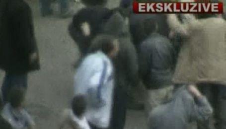 В Албанії поліція зіткнулась і демонстрантами