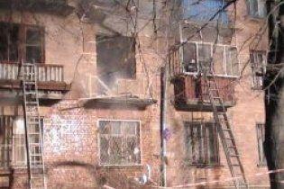 В Киеве отселят жильцов дома, где взорвался газ